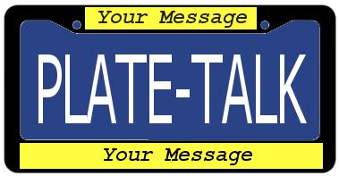 Plate Talk